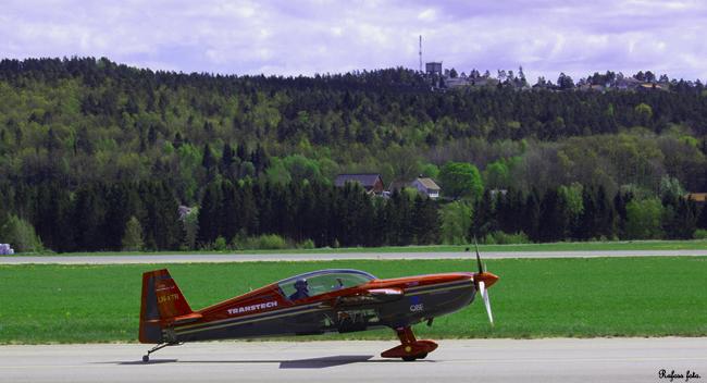 Kjevik flyplass