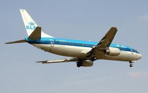 KLM-vliegtuig