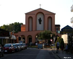 Kirken i Jesolo