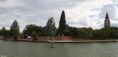 Venezia med lagunen
