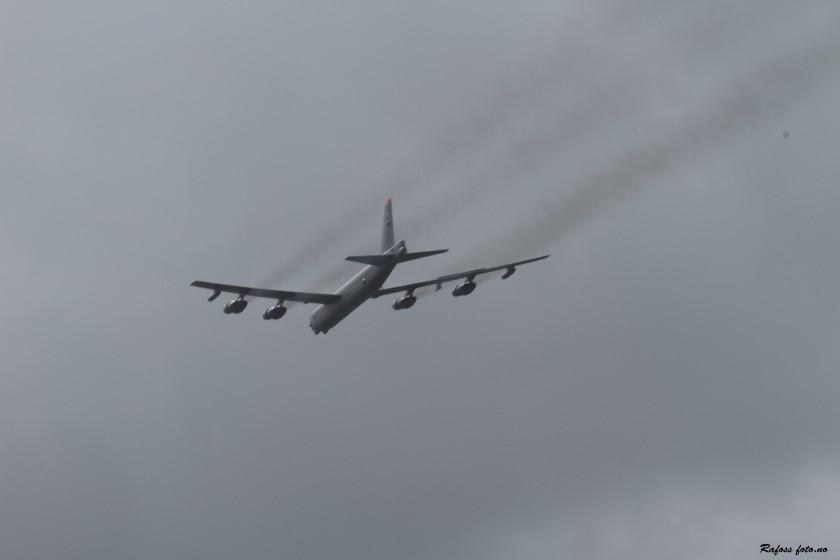 B 52 bombeflyet